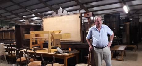 Omstreden zakenman Praagman mag in Schijndel een meubelmuseum beginnen