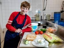 Overijsselse Tibo (12) bedenkt het misschien wel gezondste schoolbroodje van Gelderland