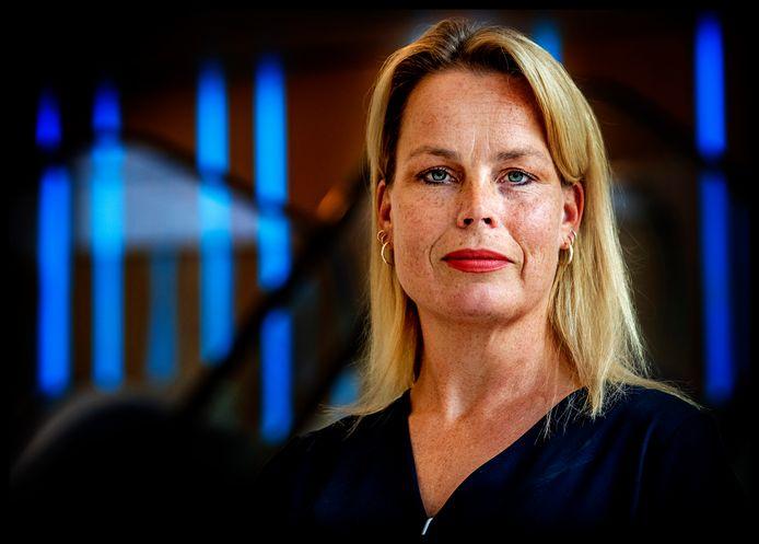 Cindy Kroon, directeur Klanten bij Vattenfall (voorheen Nuon).