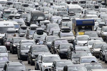 Druk weekend op Europese wegen: vakantiegangers zorgen voor files