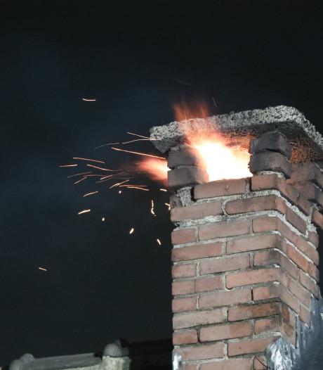 Asbest vrijgekomen bij schoorsteenbrand in Pijnacker