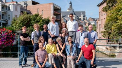 Lach is rode draad door programma Theater M