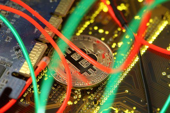 De bitcoin, virtuele munt bij uitstek.