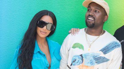 """Kanye West beschuldigt Kim van overspel in nieuwe reeks tweets vanuit 'bunker': """"Ik wil al een jaar scheiden"""""""