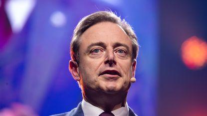 PS laat verzet tegen De Wever als informateur varen