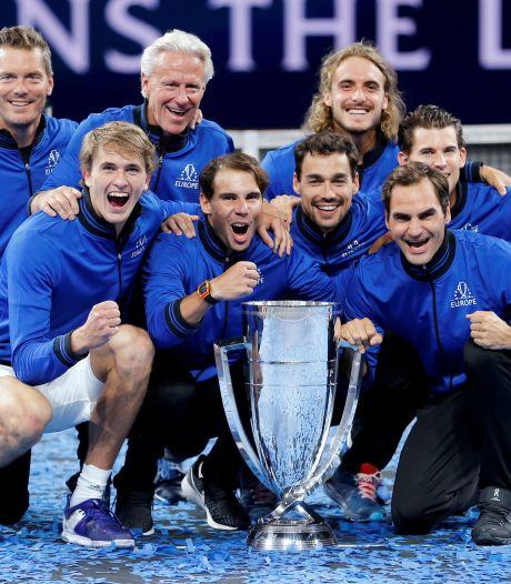 Après Roger Federer, un deuxième joueur annonce sa participation à la Laver Cup 2021