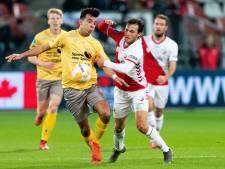 'FC Utrecht-supporter' Damen steelt punt voor Excelsior