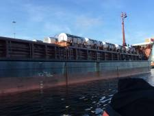Duits bedrijf verscheept verarmd uranium via Amsterdam naar Rusland