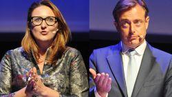 """Open Vld-voorzitter Rutten: """"Hoelang ga je ons geduld nog op de proef stellen, Bart De Wever?"""""""