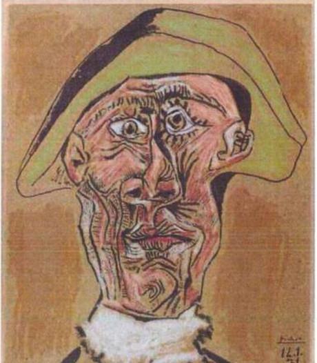 'Gestolen Picasso hangt aan de muur bij bekende Nederlander'