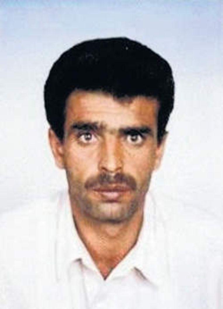 Nevzat Koyak, verdacht van de moord op Arzu Erbas Beeld