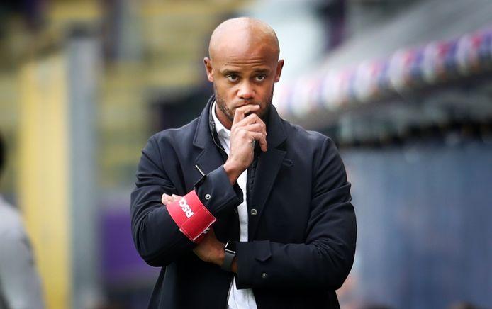 Coup d'arrêt pour le Sporting d'Anderlecht de VIncent Kompany qui restait sur deux victoires consécutives et qui concède le nul en fin de match.