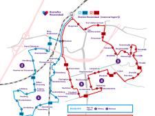 Bravoflex busvervoer van start in Roosendaal
