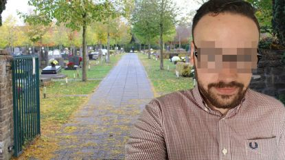 Brugse politie vindt schokkende foto's  op gsm van grafdelver