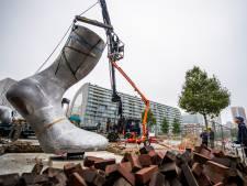 Frietbakker boos na 30 jaar op de Binnenrotte: 'Huh, opeens staan er grote voeten op mijn plek'