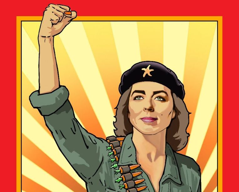 Marianne Thieme Beeld twitter.com/mariannethieme