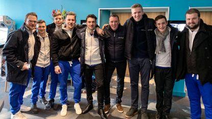 DAGBOEK: Lode De Roover en Piet Vande Casteele in laatste rechte lijn naar finale Bocuse d'Or