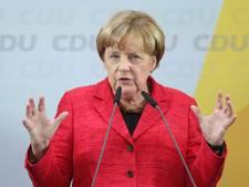 Stembureaus Duitsland open: vierde ronde voor Merkel?