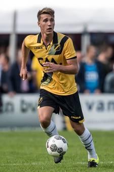 FC Oss huurt ook Daan Klomp van NAC