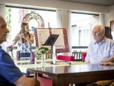 Kunstcafé Oldenzaal voor ouderen die 'leven lang willen leren'