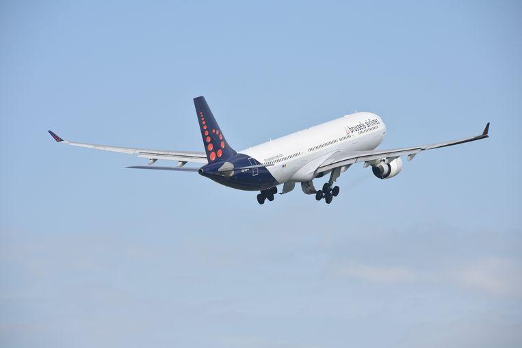 Brussels Airlines vergadert over zware interne herstructurering.