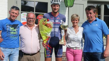 Olivier wint koers voor wielertoeristen