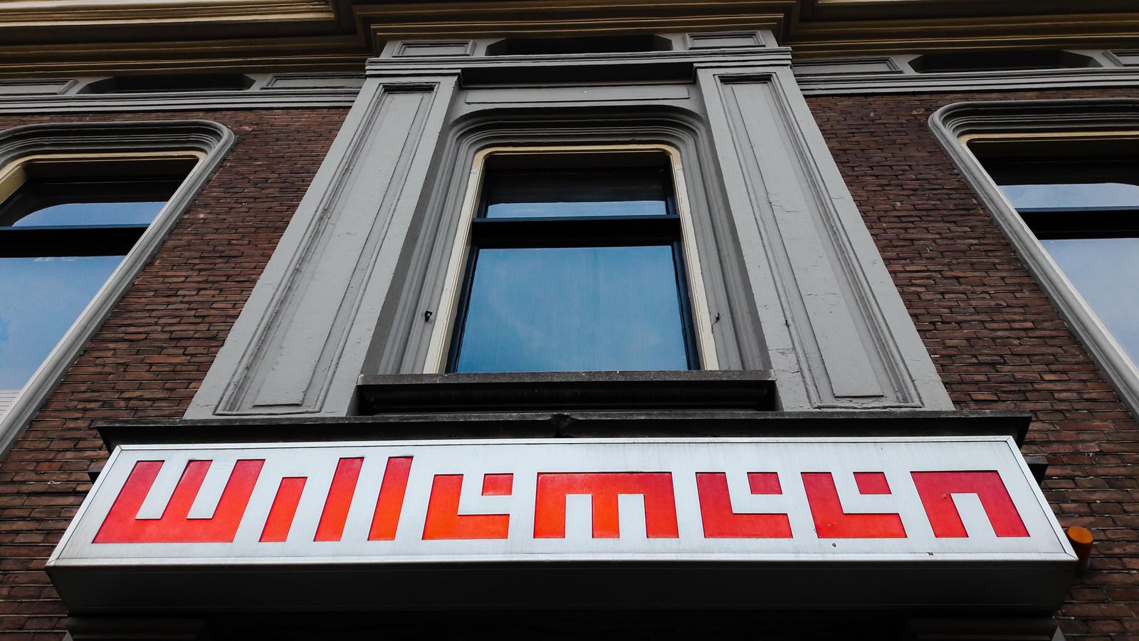 Jongerencentrum Willemeen aan het Willemsplein in Arnhem.