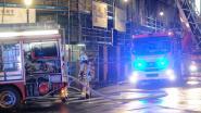 Bewoner naar ziekenhuis na brand in Anderlecht: verschillende flats onbewoonbaar
