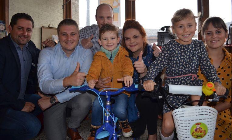 CD&V wil ook in Dendermonde een fietsbib oprichten.