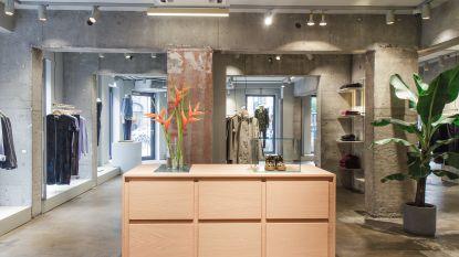 Eerste winkel van het populaire Deense kledingmerk Samsøe & Samsøe in België is nu open