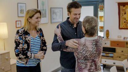 """Mama van Evi Hanssen is onder de indruk van de looks van Sergio Herman: """"Ge zijt nog knapper dan op TV"""""""