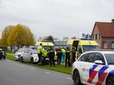 Automobilist overleden na ongeluk op Gilzeweg in Chaam