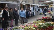 70 jaar markt met attenties en expo