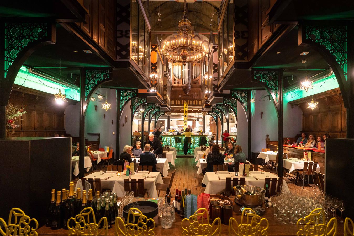 Restaurant Bizar Bzar in Arnhem.