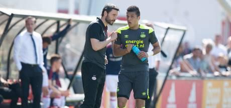 Historische titel lonkt voor Van Bommel en PSV onder 19: 'We zijn er nog niet, hè?'