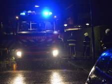 Brandweer rukt 215 keer uit tijdens Nieuwjaarsnacht