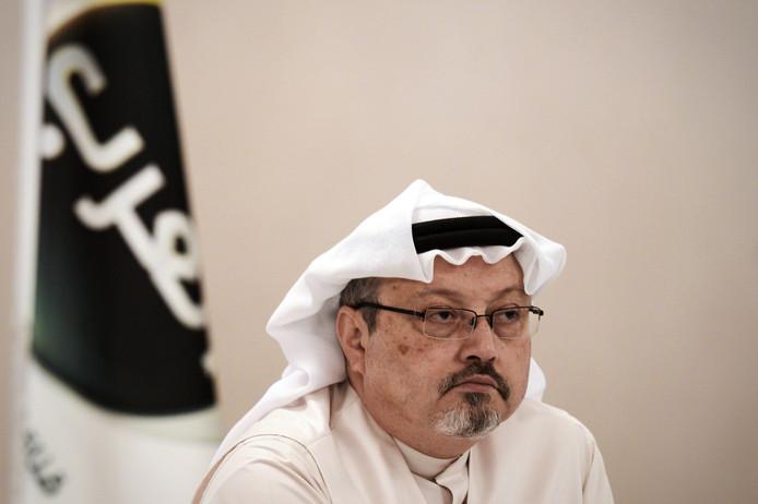 Journalist Jamal Khashoggi.