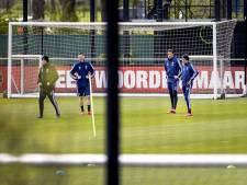 Advocaat gaat conditie bij Feyenoord weer opvijzelen