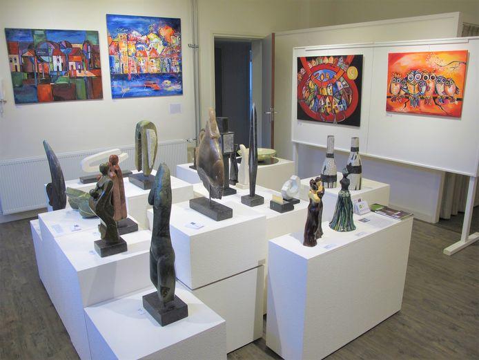 Al eerder had Museum Boxtel een expositie van het werk van amateurkunstenaars in huis.