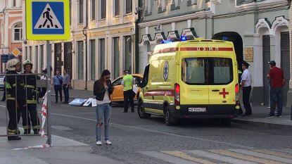 """Taxichauffeur die op voetbalfans inreed in Moskou: """"Ik verwarde gas- met rempedaal"""""""