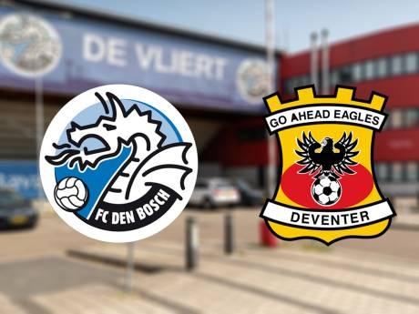 LIVE | Langedijk vervangt Verheydt bij GA Eagles in volle Vliert