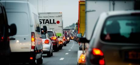 Afgesloten rijstroken op A28 bij Staphorst weer vrijgegeven
