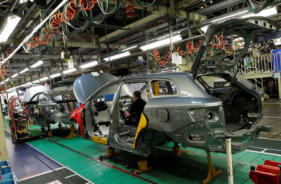 Beeld ter illustratie, een fabriek van Toyota in Derby.