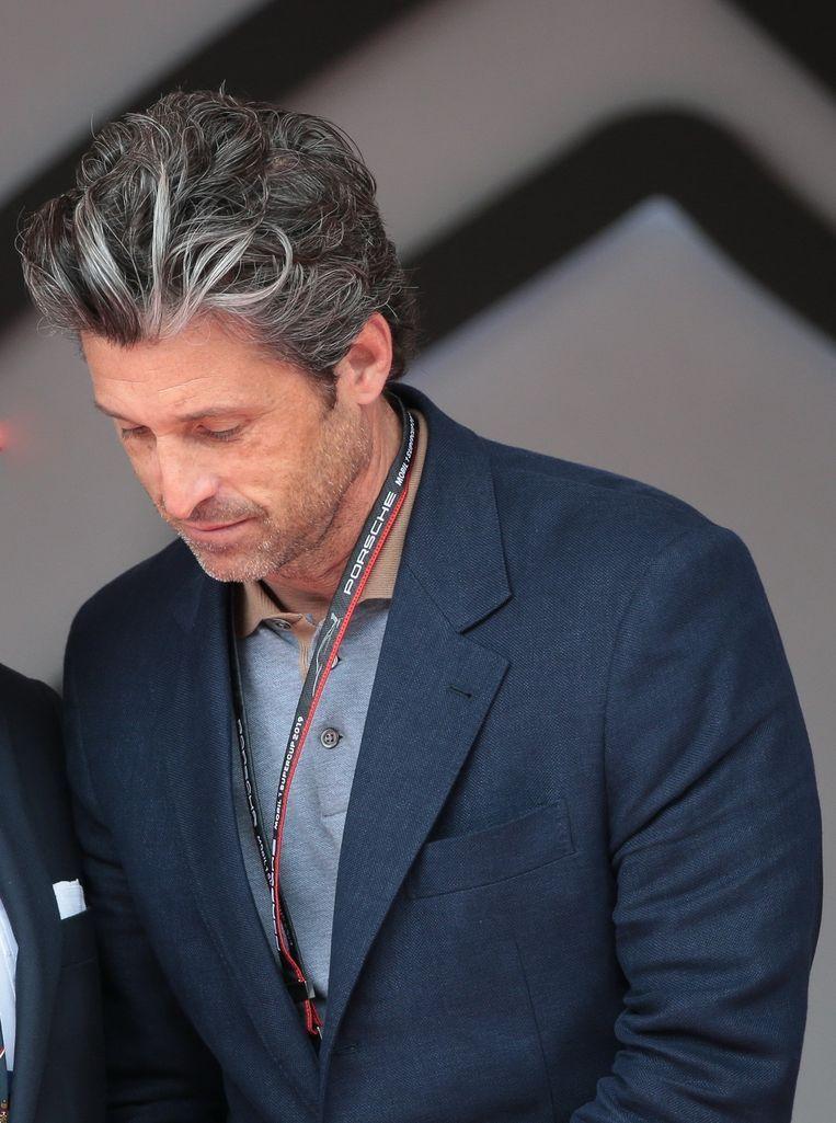 Acteur Patrick Dempsey