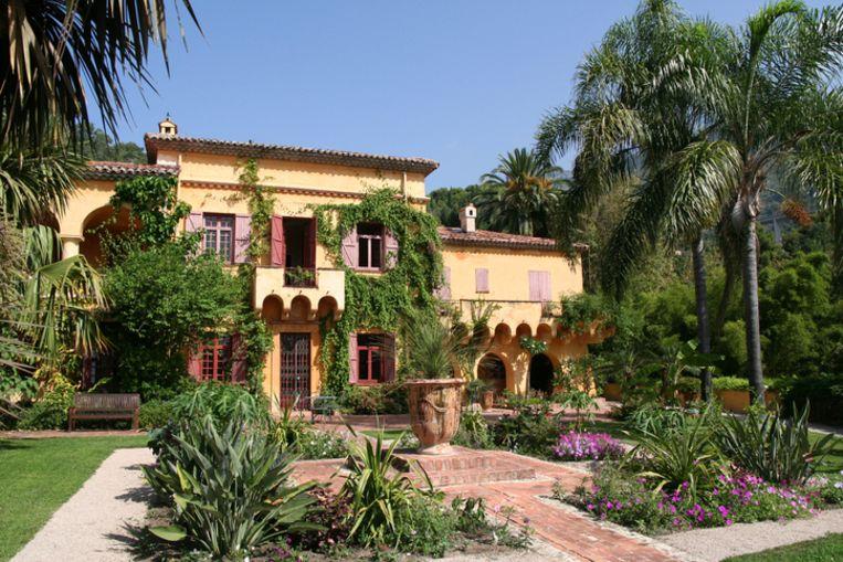 Een vakantievilla in de Provence.