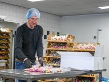 Paaseitjesoverschot in Nunspeet vindt zijn weg naar de 'vergeten' zorg