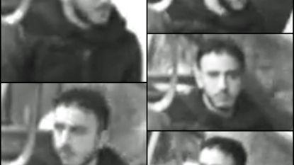 Politie zoekt verdachte van twee gewapende overvallen in Brussel