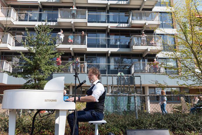 Co-muziek bij Koperhorst