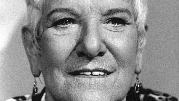 Miep Diekmann. Beeld ANP