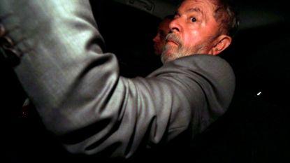 Braziliaanse oud-president Lula krijgt 24 uur om zich aan te geven